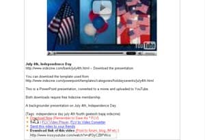 Download Youtube Videos With Kissyoutube Absoluteppt